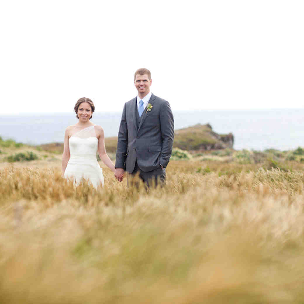 Rustic Romance at a Destination Wedding in California
