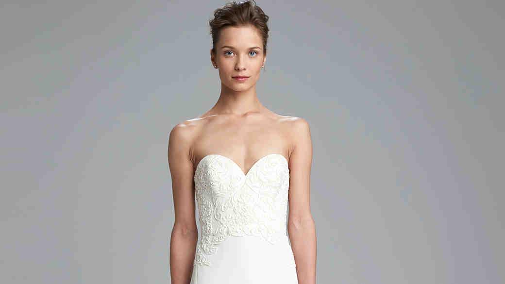Amsale Spring 2017 Wedding Dress Collection