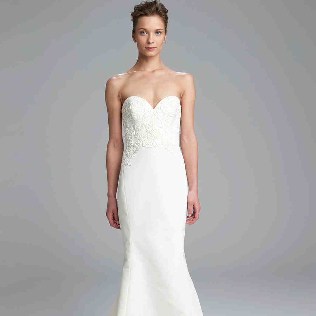 Amsale Spring 2017 Wedding Dress Collection