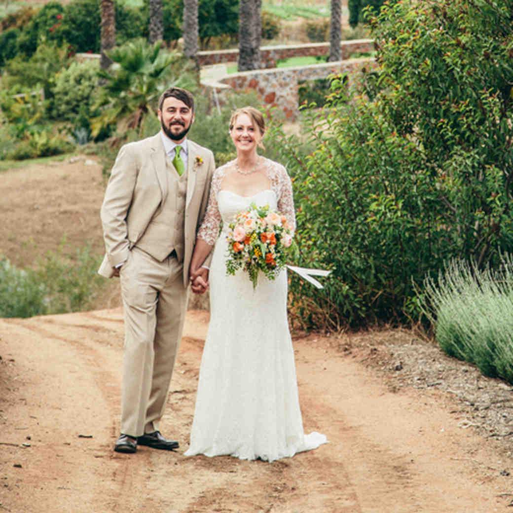 A Vibrant Vintage Farm Destination Wedding in California
