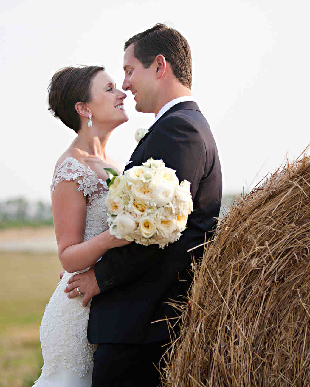 A Vintage Rustic Farm Destination Wedding in Kansas