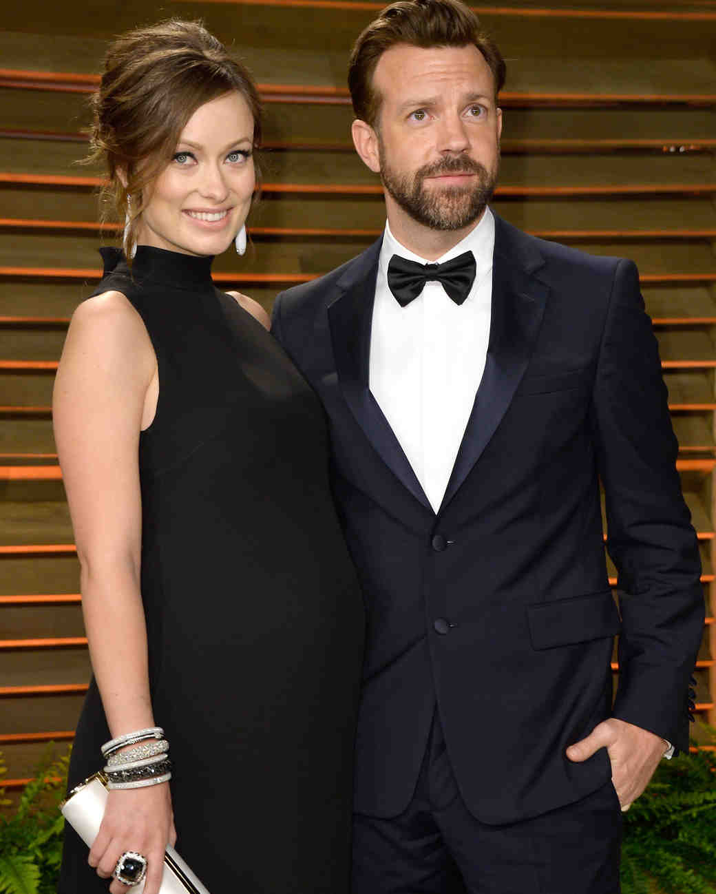 Here's How Jason Sudeikis Landed a Date with Fiancée Olivia Wilde