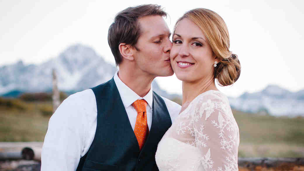 Destination Wedding: Merlyn and Matt, Ridgway, Colorado
