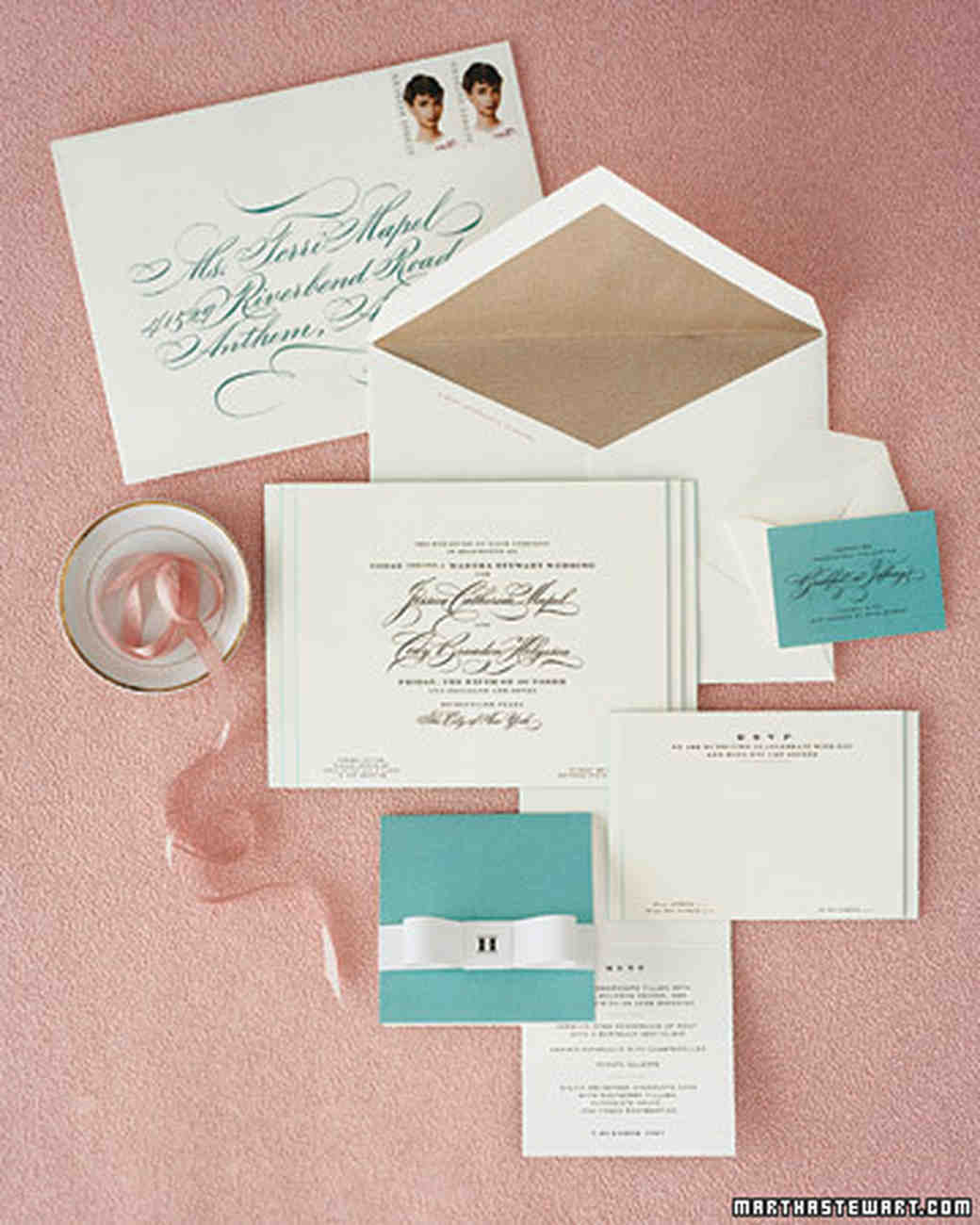addressing wedding invitations when there is no inner envelope - 28 ...