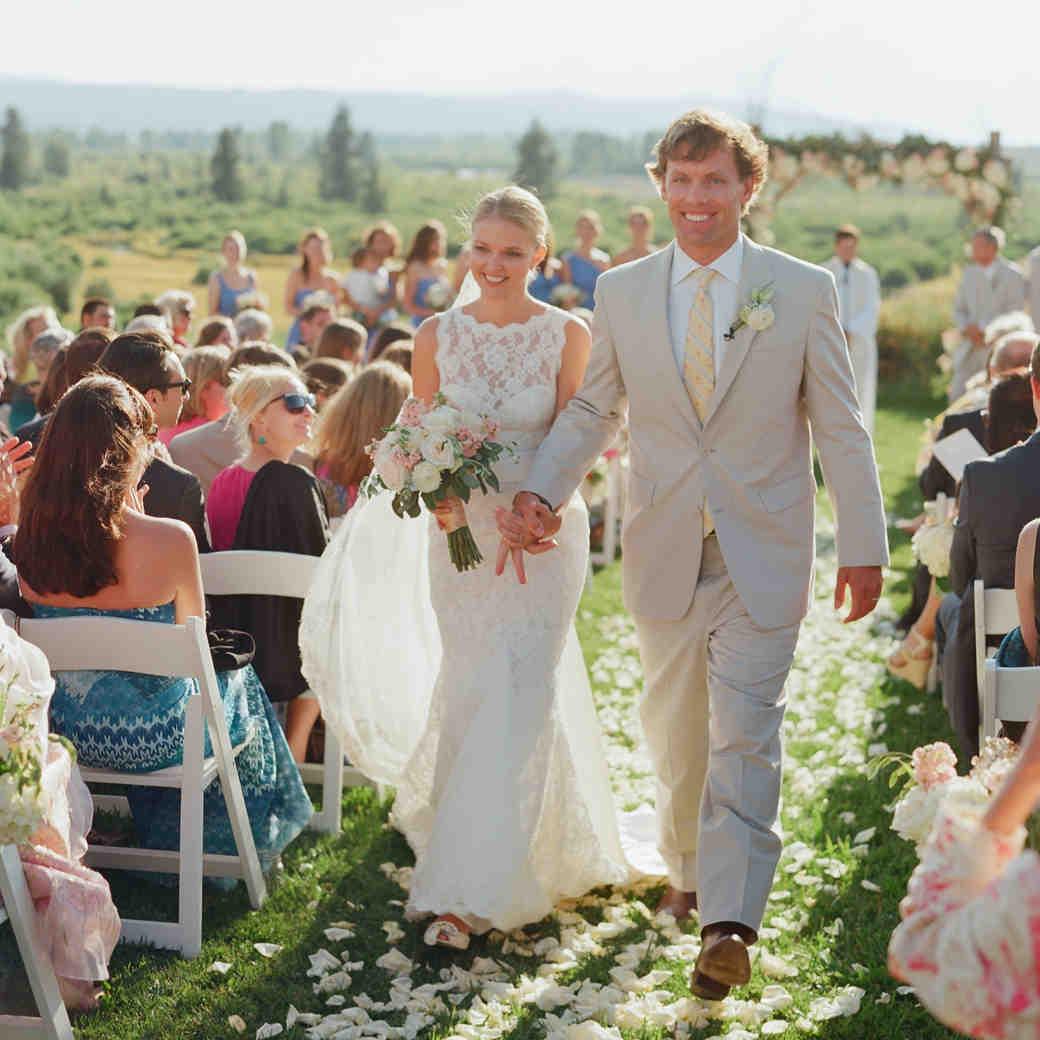 Rustic Elegance at a Destination Wedding in Wyoming
