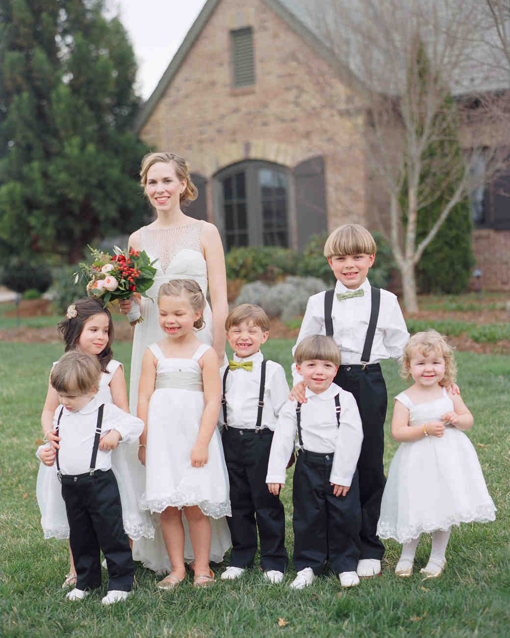 Wedding Ideas For Kids: How To Include Your Children In Your Wedding