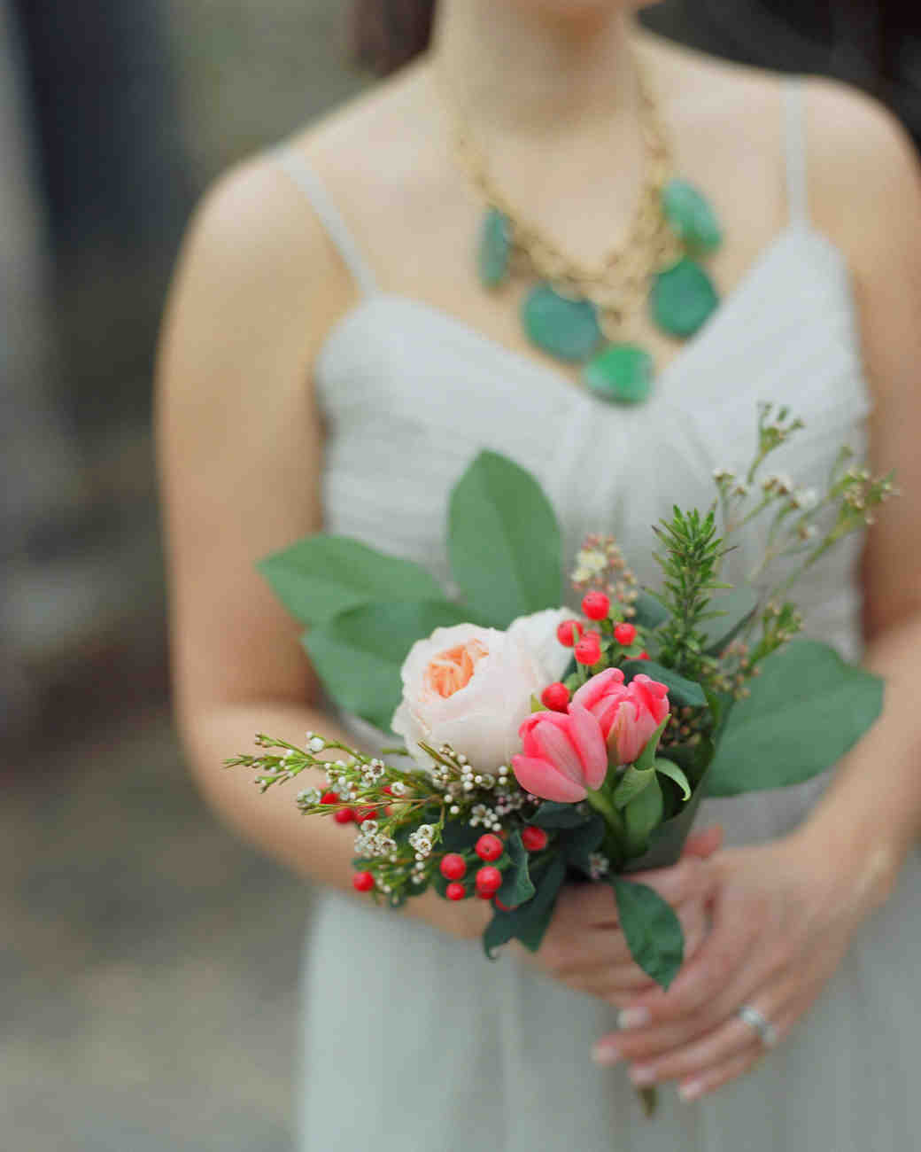 Ideas For Your Bridesmaids Bouquets Martha Stewart Weddings