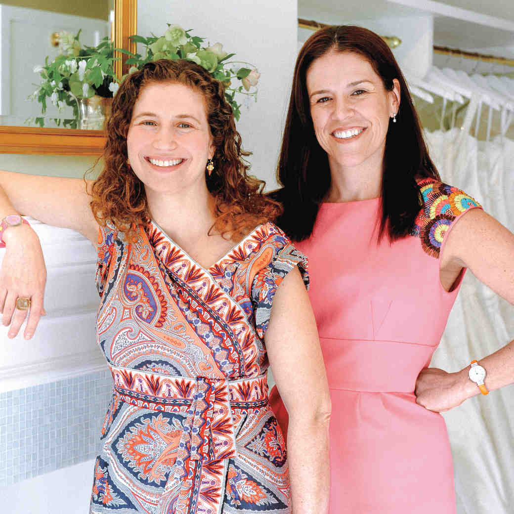 Expert Advice from the Co-Owners of Hitched Bridal Salon