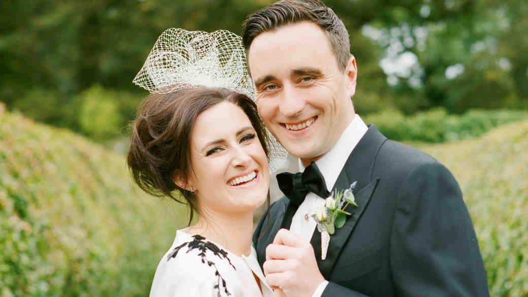 Destination Wedding: Lisa and David, Cork, Ireland
