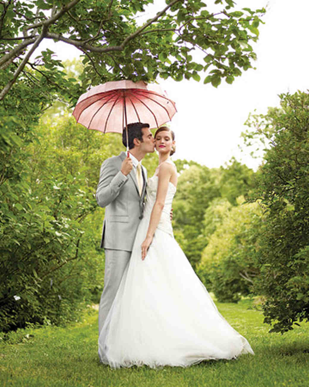Outdoor Wedding Pictures: Perfect Gowns For An Outdoor Wedding