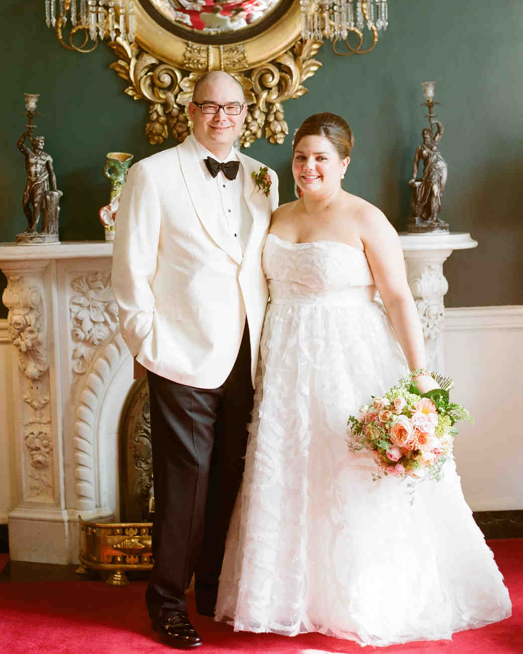 An Elegant Retro-Vintage Destination Wedding in West Virginia