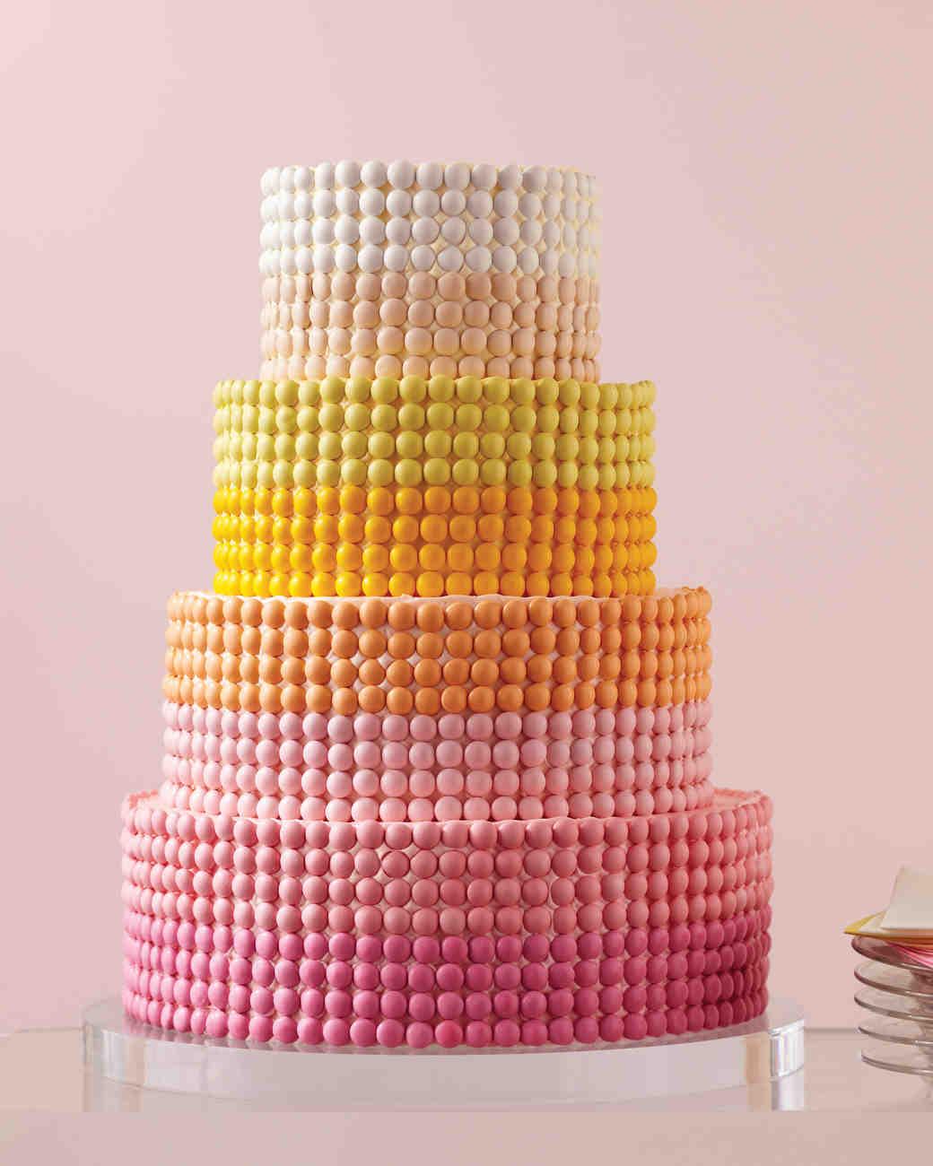 Cake Decorating Wedding Ideas: 9 Wedding-Worthy Cake-Decorating Ideas