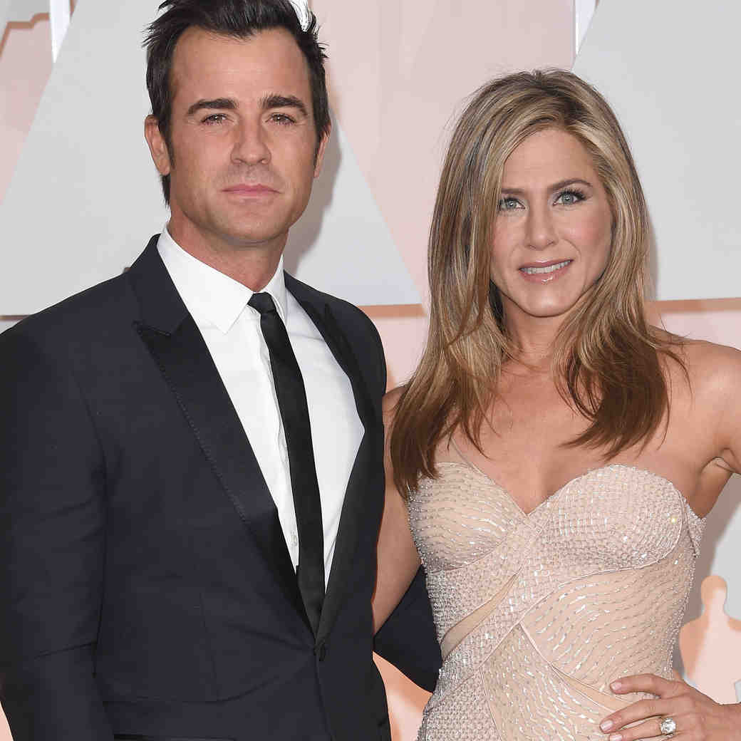 Justin Theroux Opens Up About Marriage to Jennifer Aniston