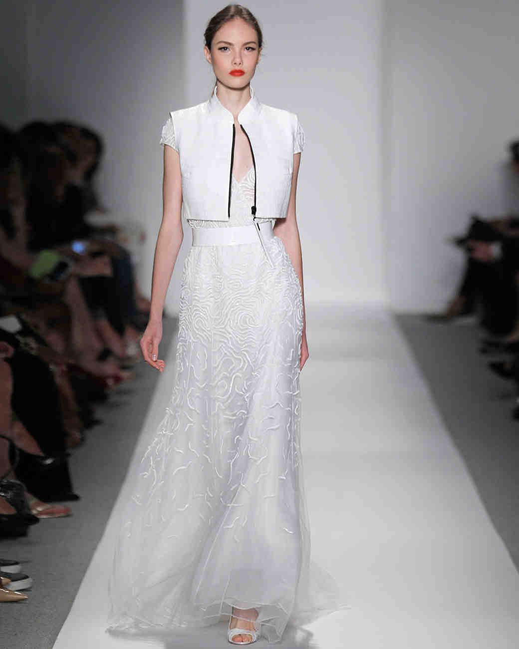 Wedding-Worthy Dresses From New York Fashion Week