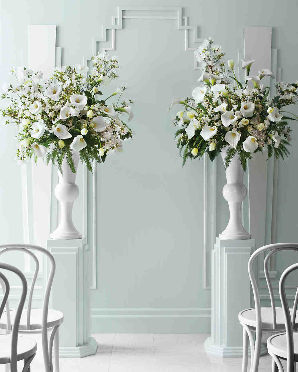 Wedding Altar Flowers Photo: Wedding Flower Ideas For Every Style Of Bride