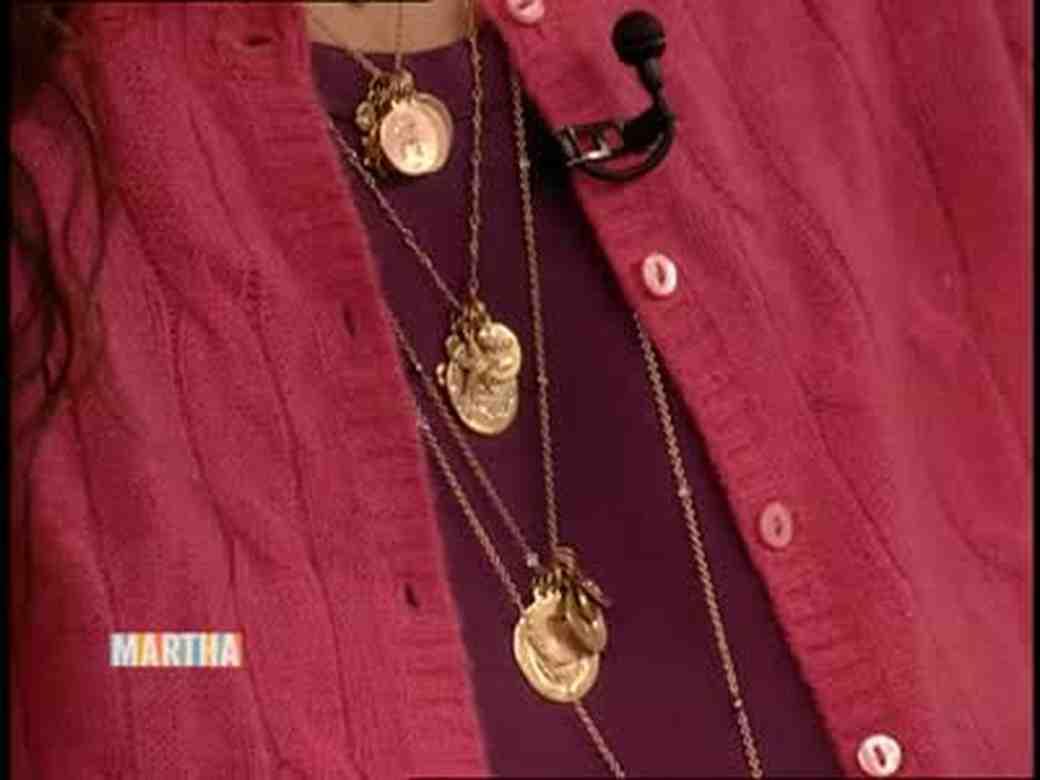 Helen Ficalora's Jewelry