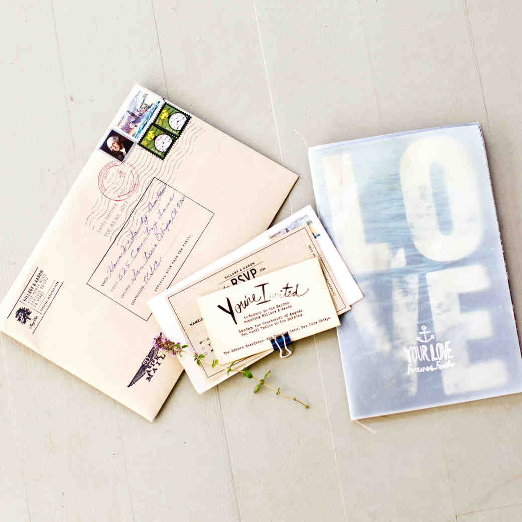 Good A Guide To Hand Canceling Your Wedding Invitations