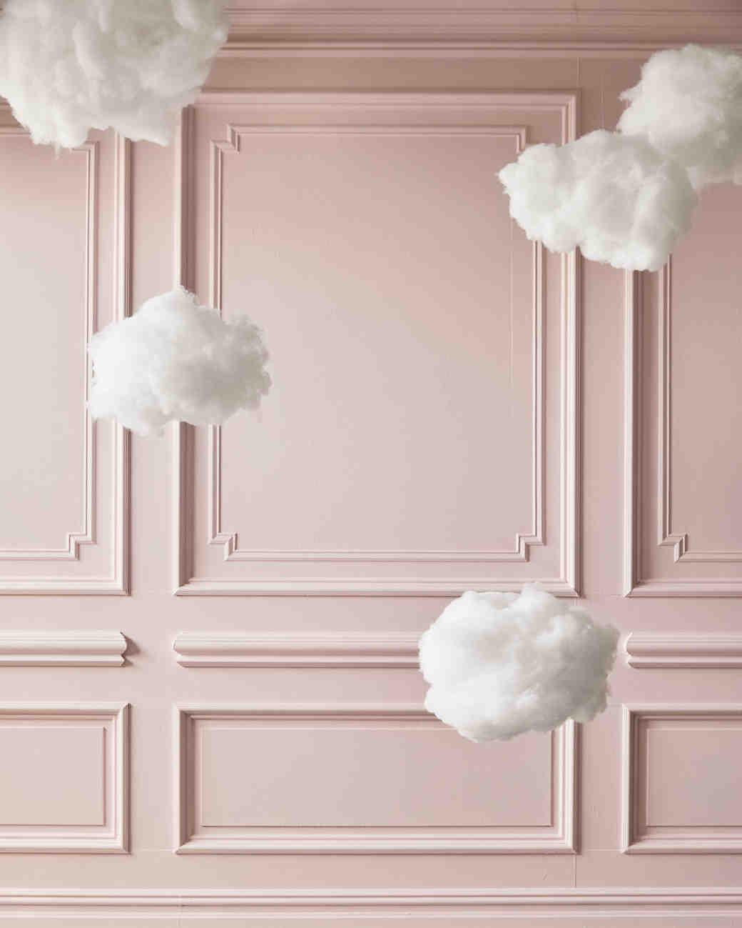 Hanging Cloud Decorations