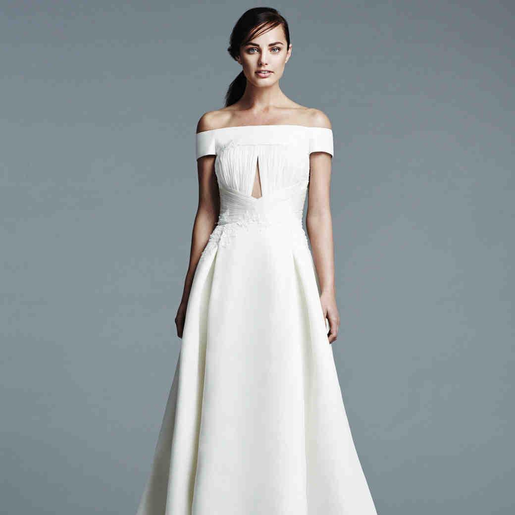 J. Mendel Spring 2017 Wedding Dress Collection