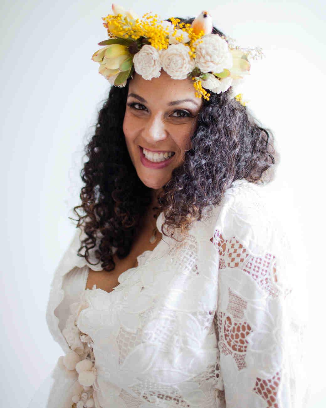 Phenomenal 14 Pinterest Worthy Wedding Hairstyles For Curly Hair Martha Hairstyles For Men Maxibearus