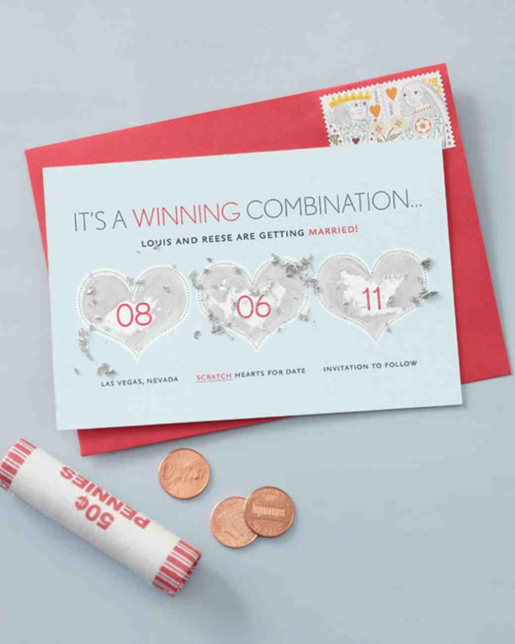 Лотерейные билеты для свадьбы своими руками