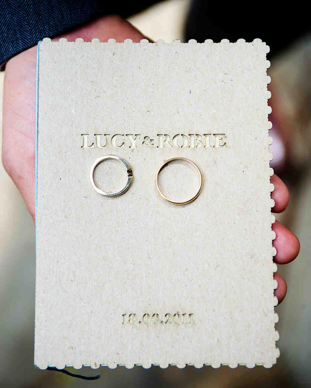 Heirloom Wedding Rings