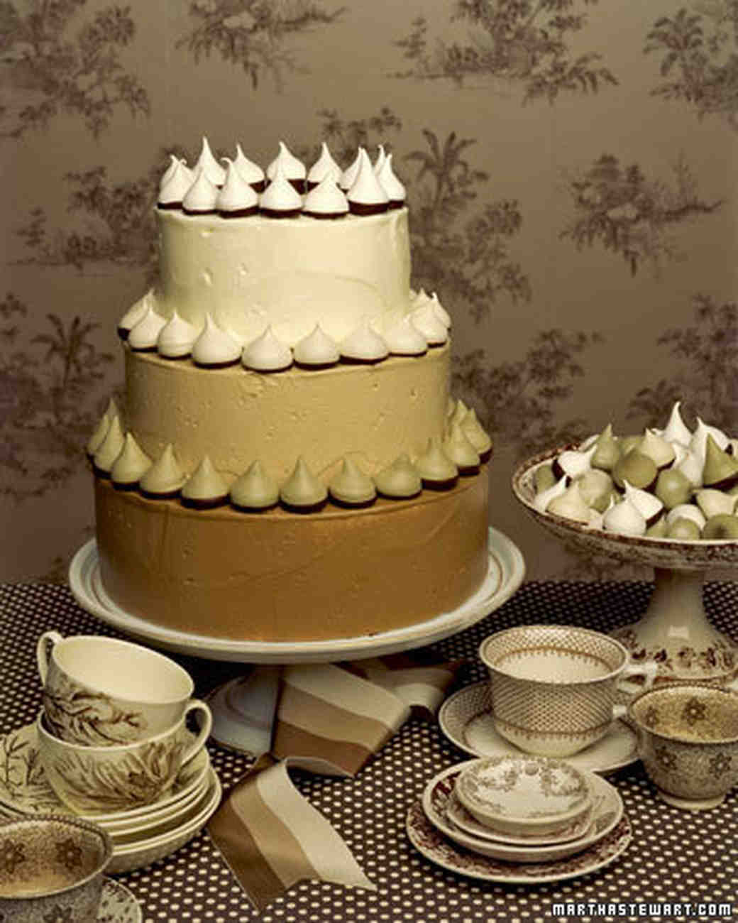 Vanilla Wedding Cake Recipe Martha Stewart