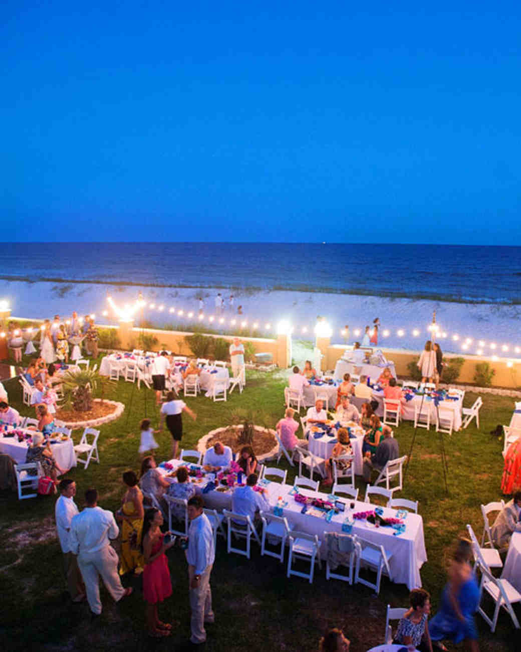 A Pretty Pink Wedding In Watersound Fl
