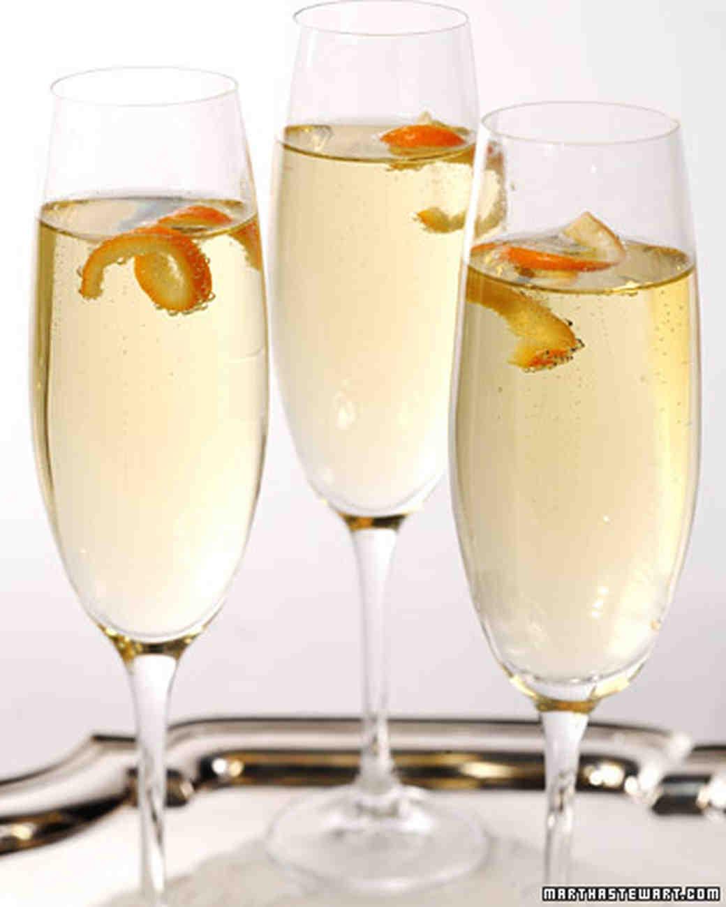 Mandarin Cocktail