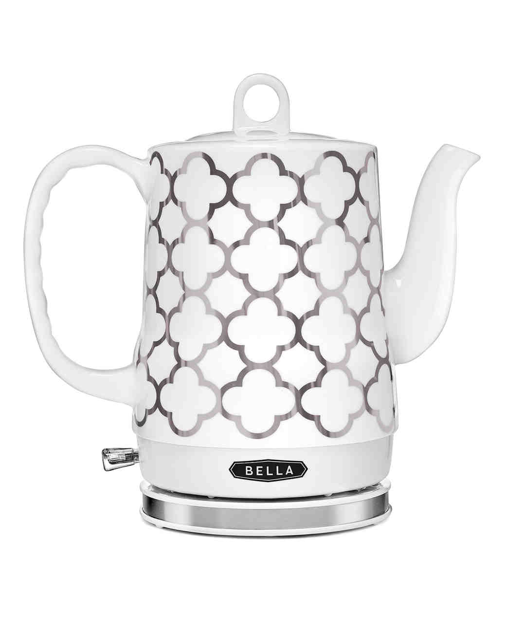 bella ceramic kettle