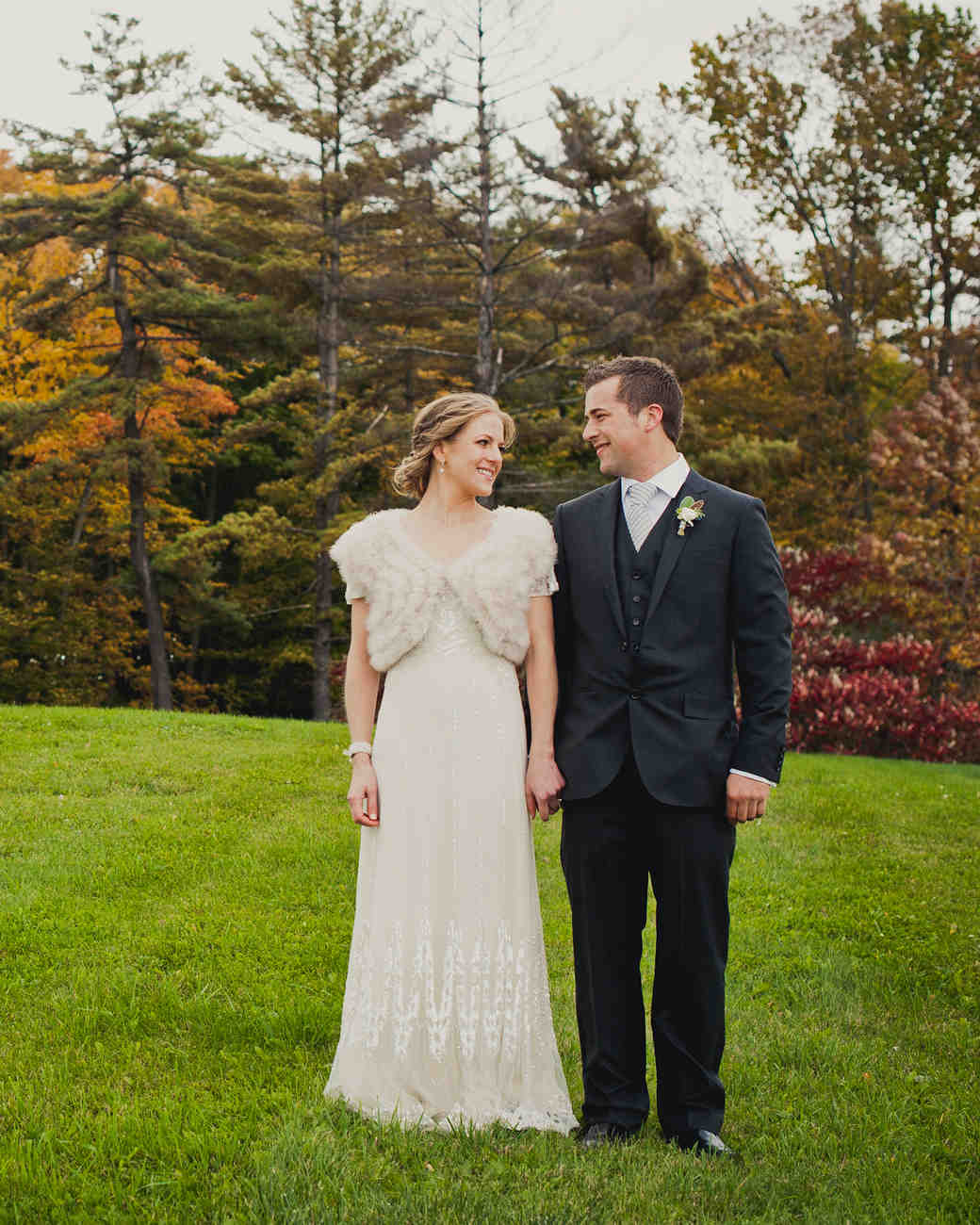 Real Wedding: Natalie And Jeff, Ontario, Canada