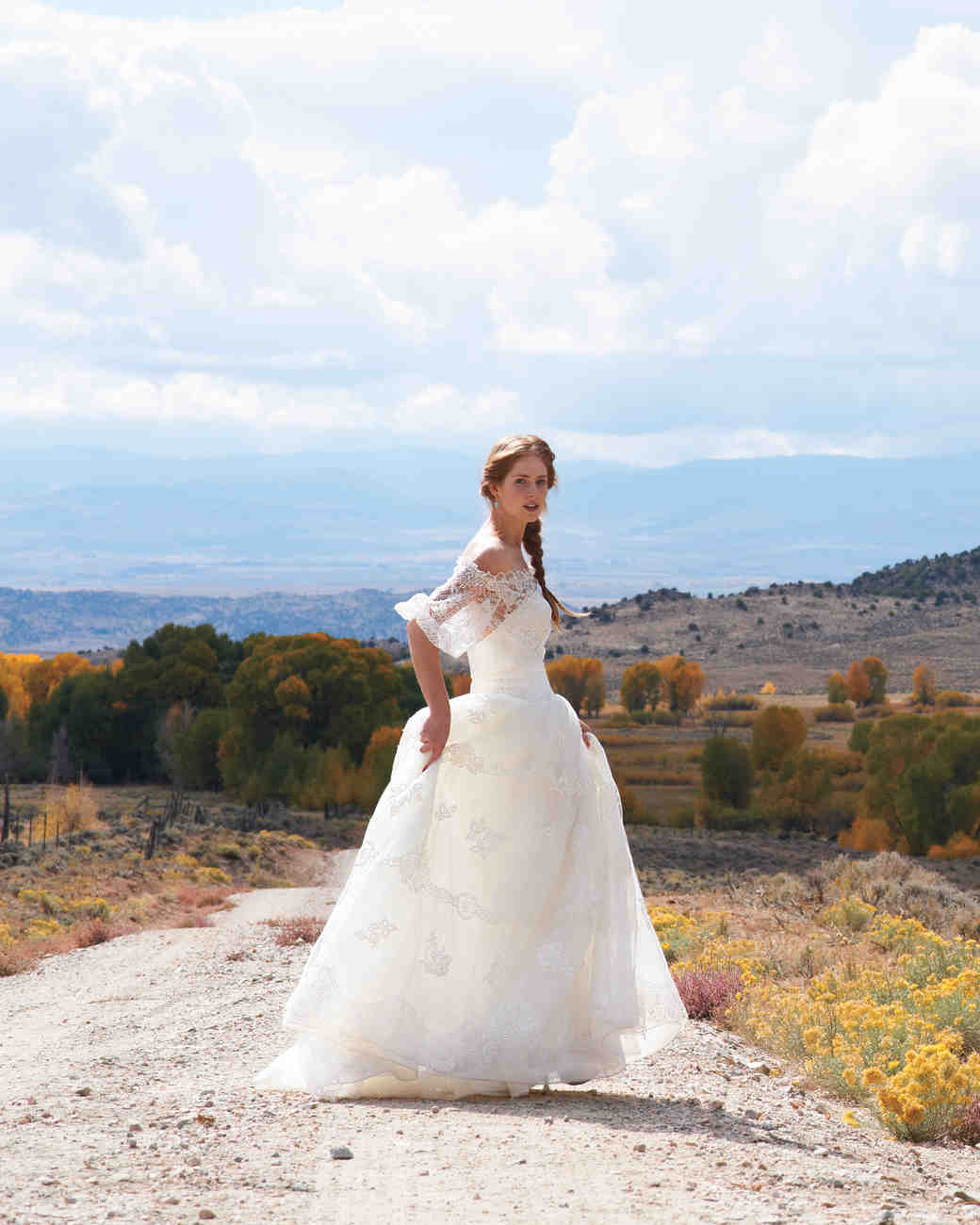 Outdoor Wedding Outfit Ideas: The Best Outdoor Wedding Dresses