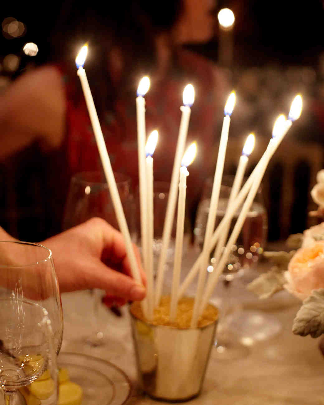 Candle Flower Centerpieces Wedding: 84 Candle Centerpieces That Will Light Up Your Reception