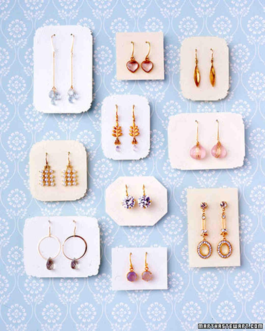 From the Market: Earrings