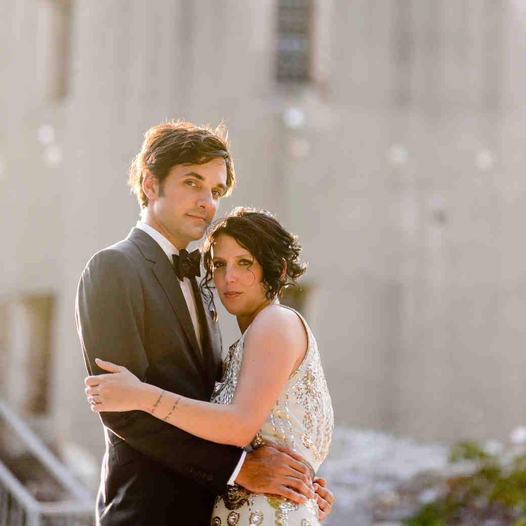 A Formal Retro Destination Wedding in Charleston