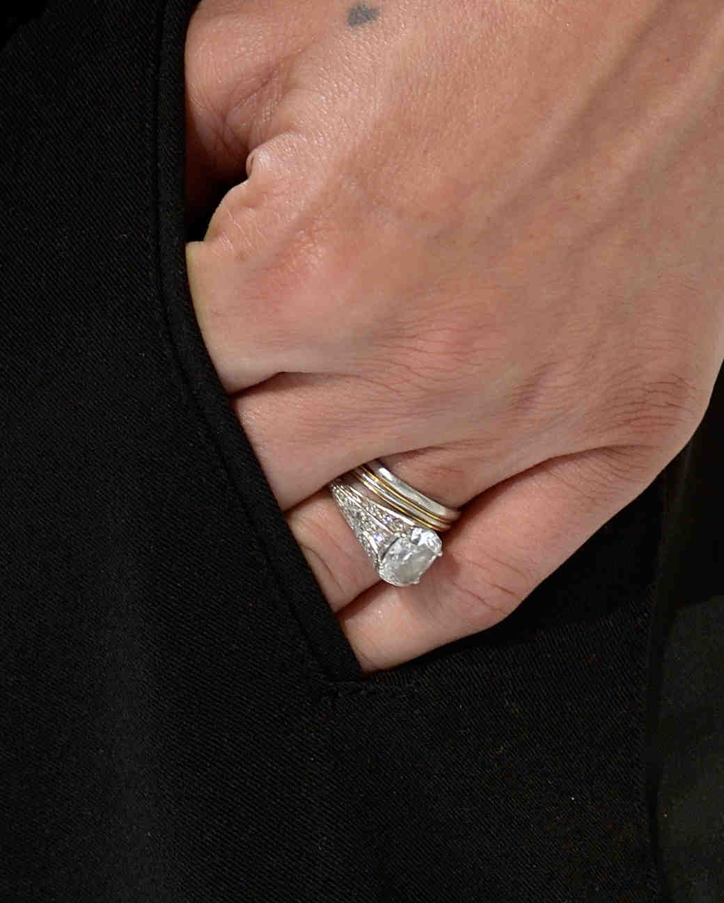 73 Amazing Celebrity Engagement Rings | l o v e ...