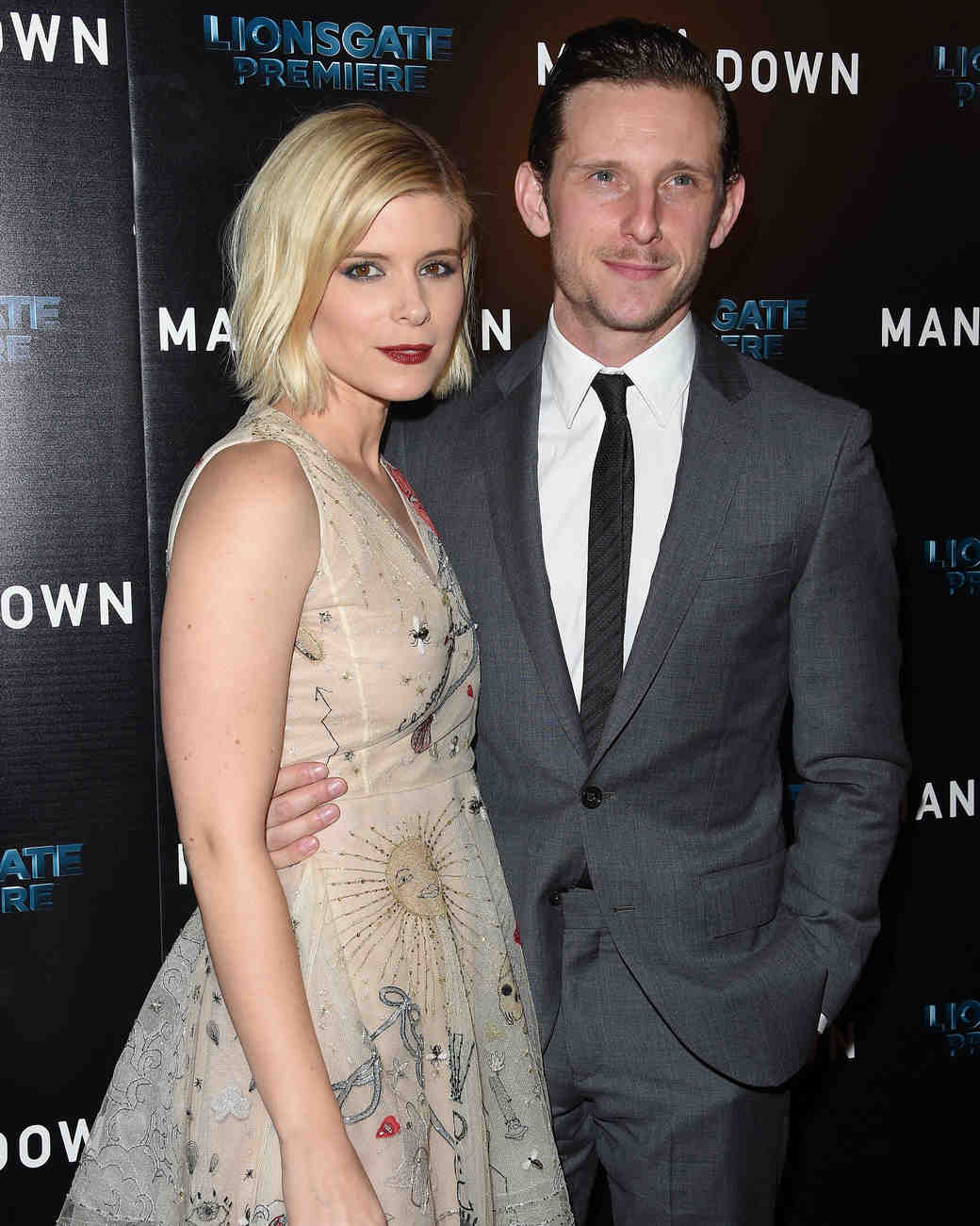 Kate Mara and Jamie Bell