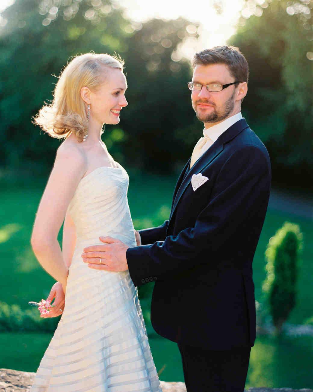 A Whimsical Outdoor Garden Destination Wedding in England