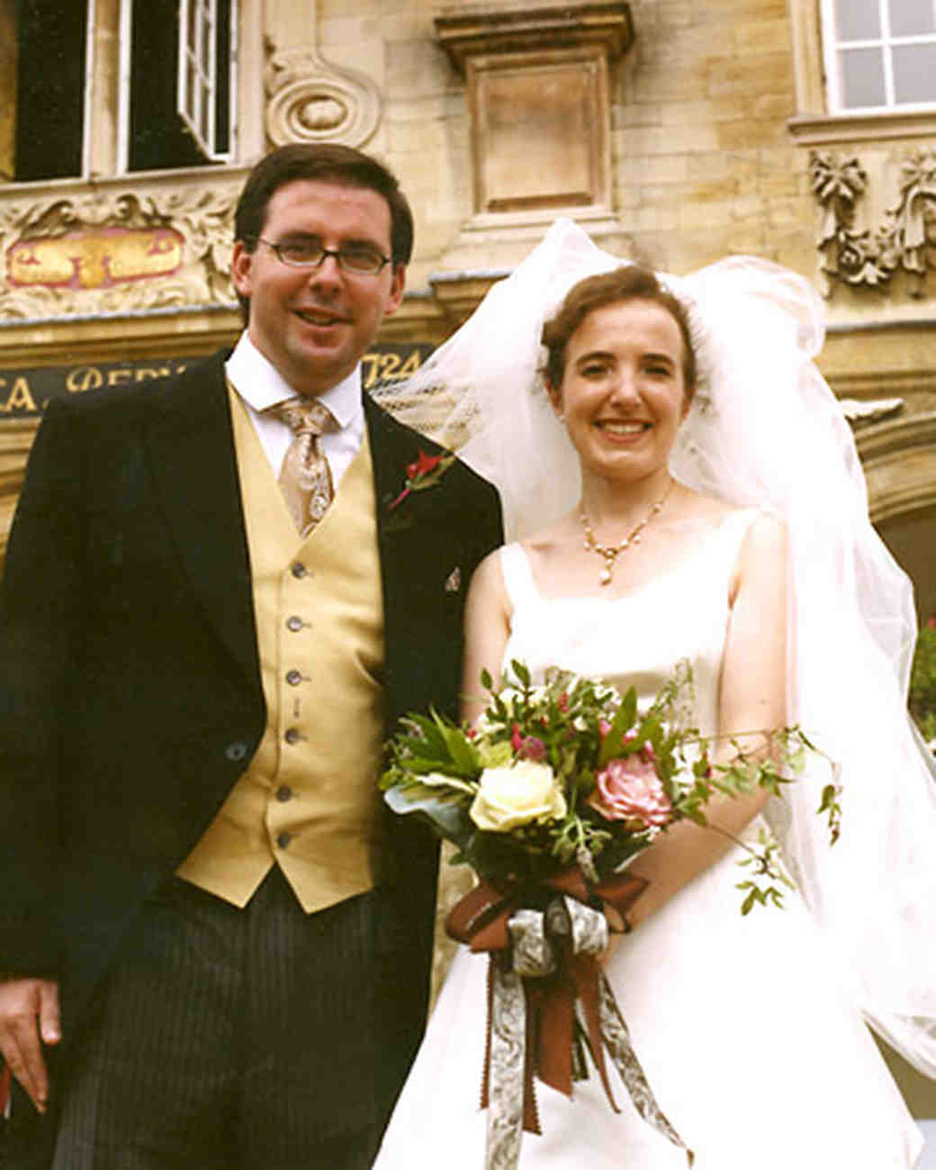A Traditional Destination Wedding in Cambridge, England