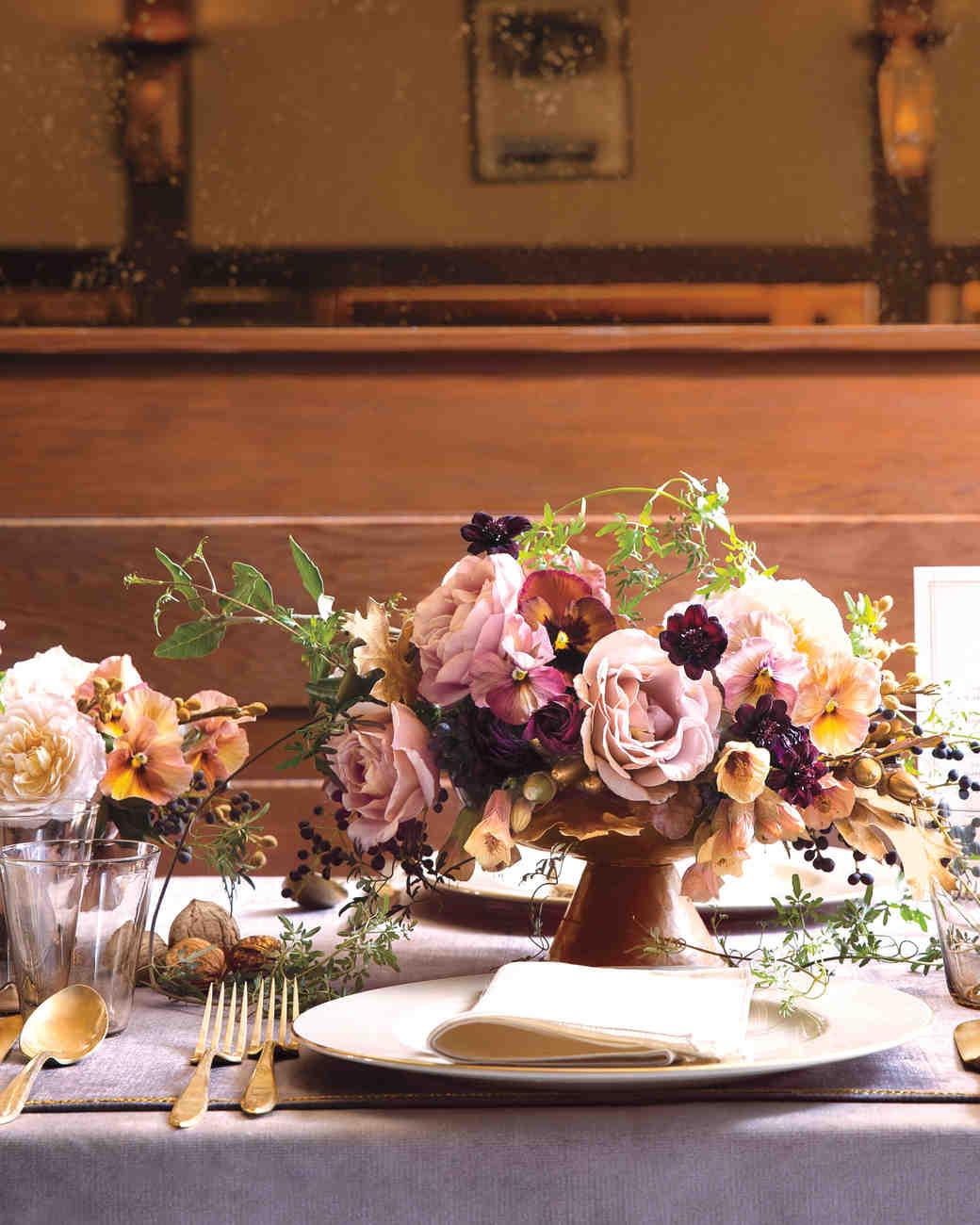 5 biggest ways to save on your wedding martha stewart for Award ceremony decoration ideas