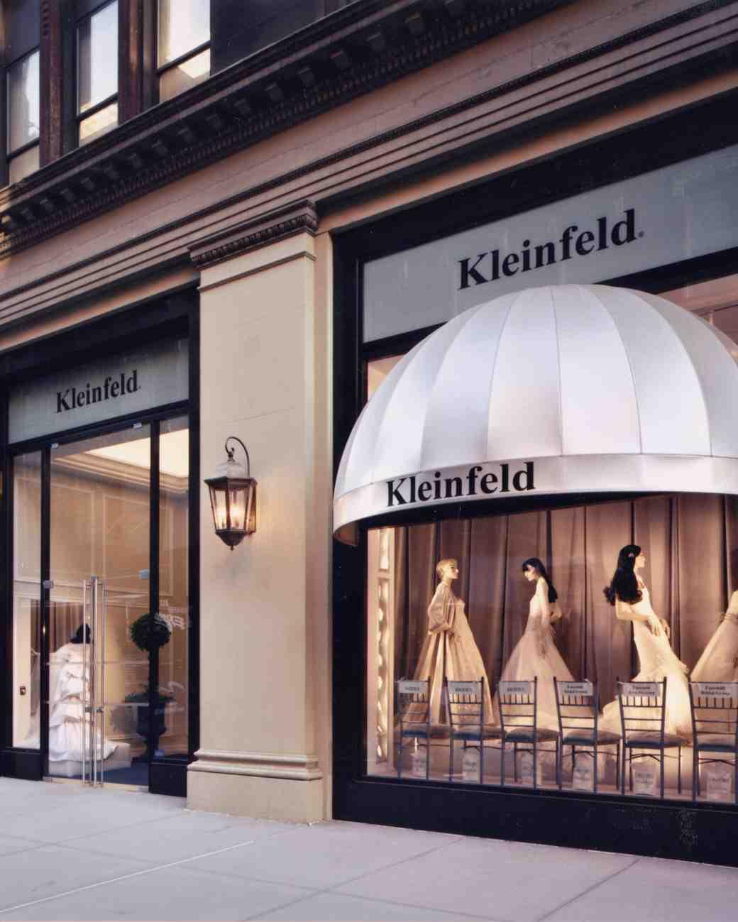 New York City Kleinfeld Store