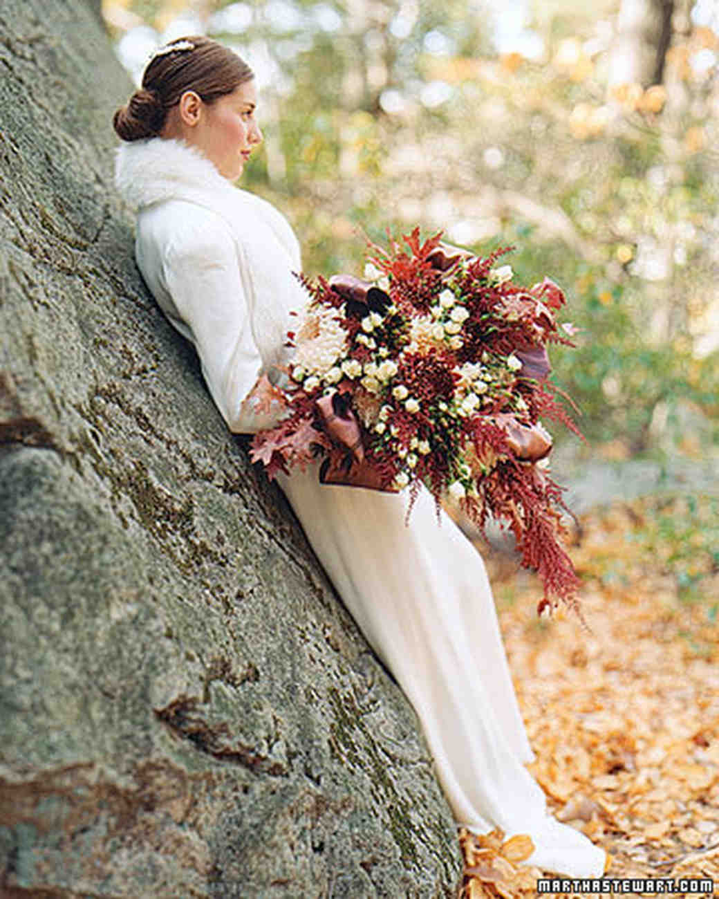 Pinterest Fall Wedding Flowers: Fall And Winter Wedding Bouquets
