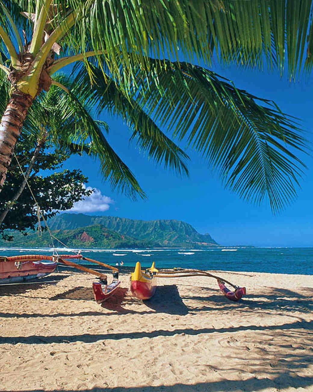 South Pacific Beaches
