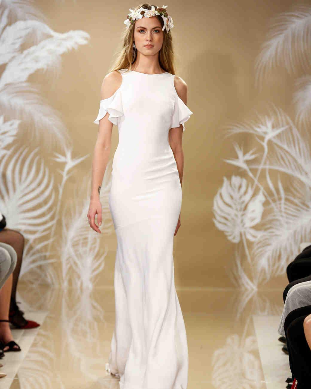 THEIA wedding dress 2 - Fall 2017