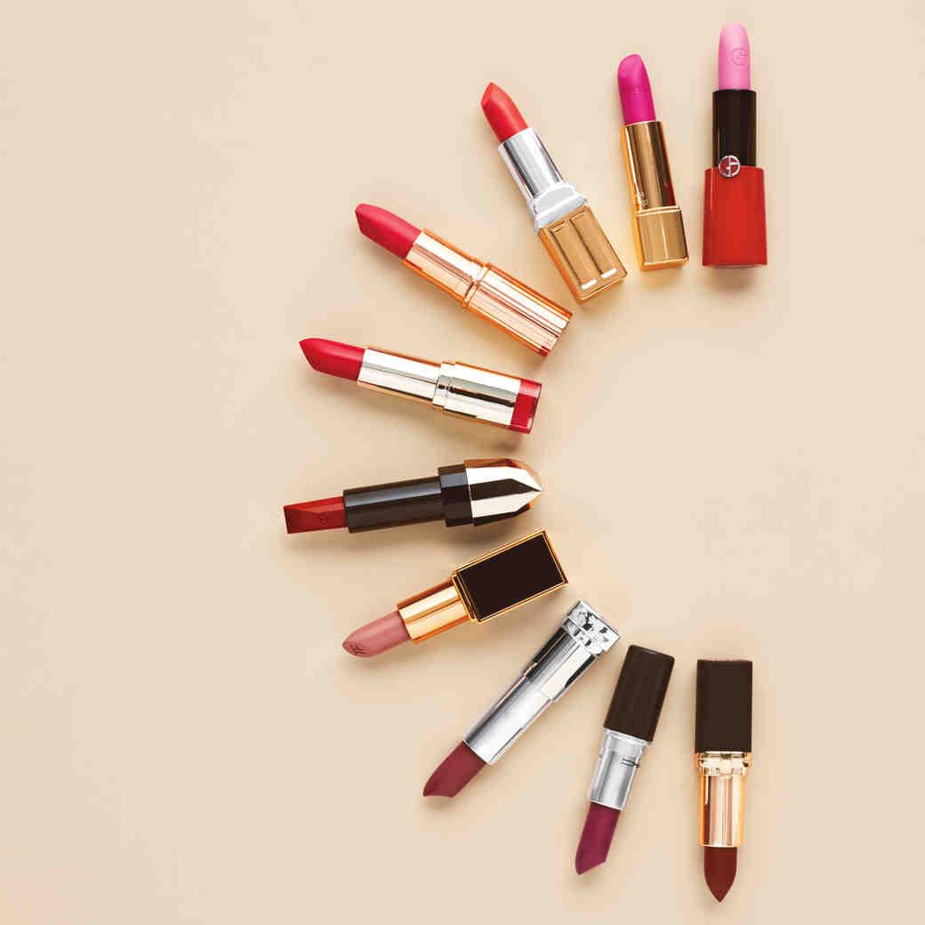 The 10 Best Matte Lipsticks for Brides