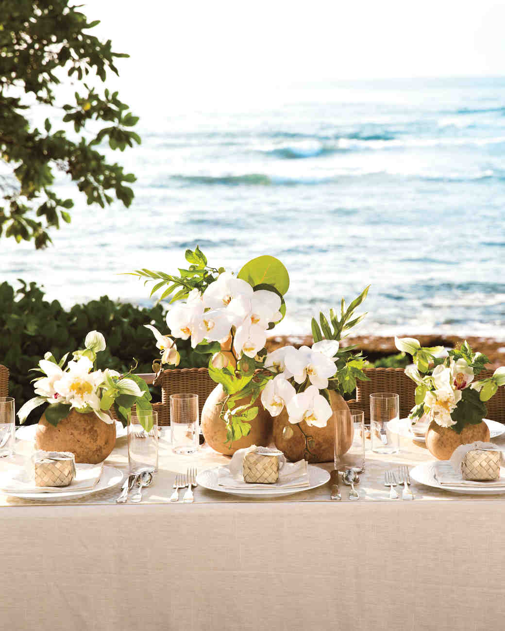 Wedding Theme Ideas: Island Time: 10 Ideas For Throwing A Tropical Wedding