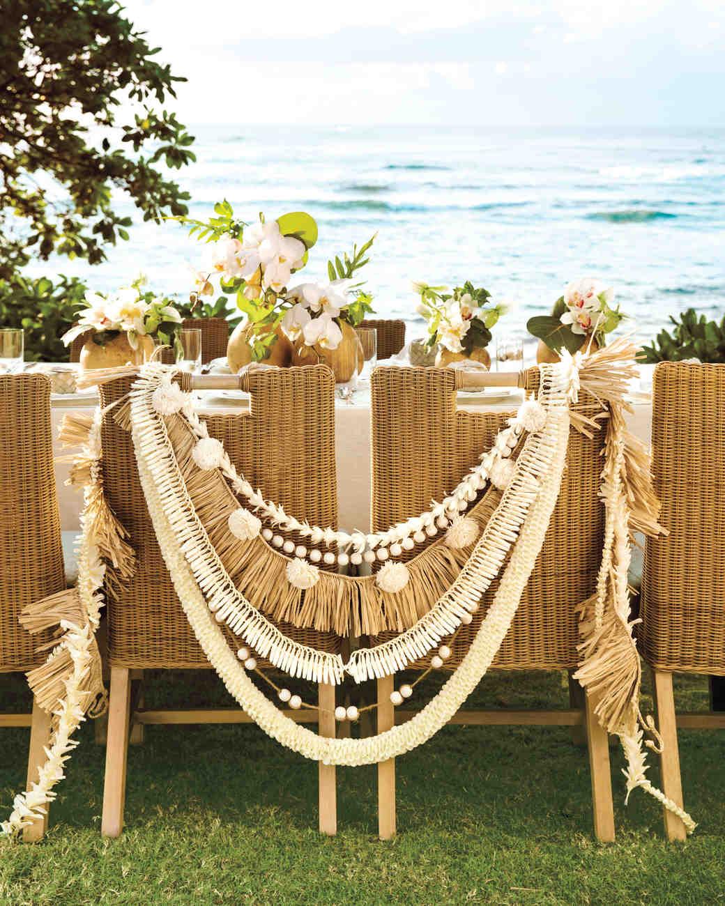 Hawaiian Wedding Reception Ideas: Island Time: 10 Ideas For Throwing A Tropical Wedding