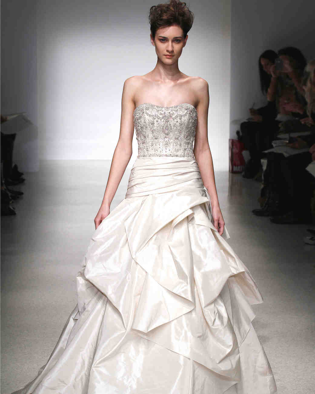 Wedding Dress Designers' Iconic Styles