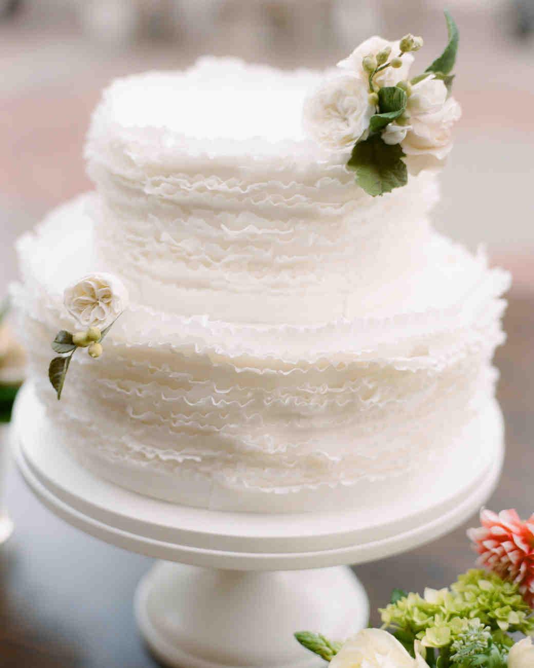 29 Summer Wedding Cakes That We re Sweet On Martha ...