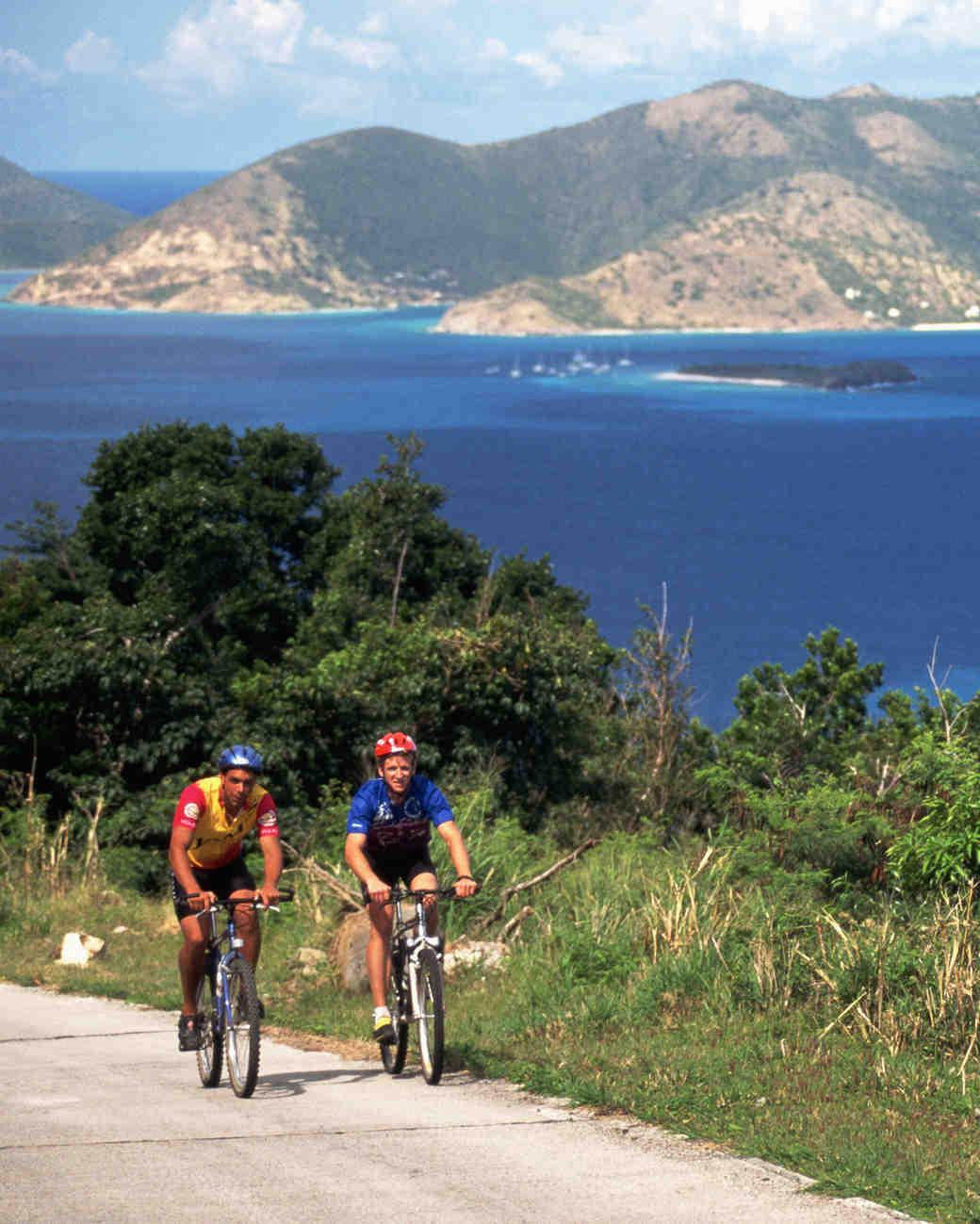Mountain Biking in Tobago